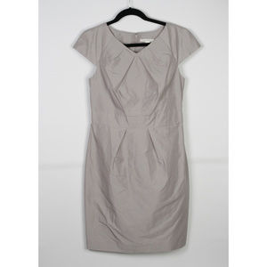 Banana Republic Dress Grey Size 10